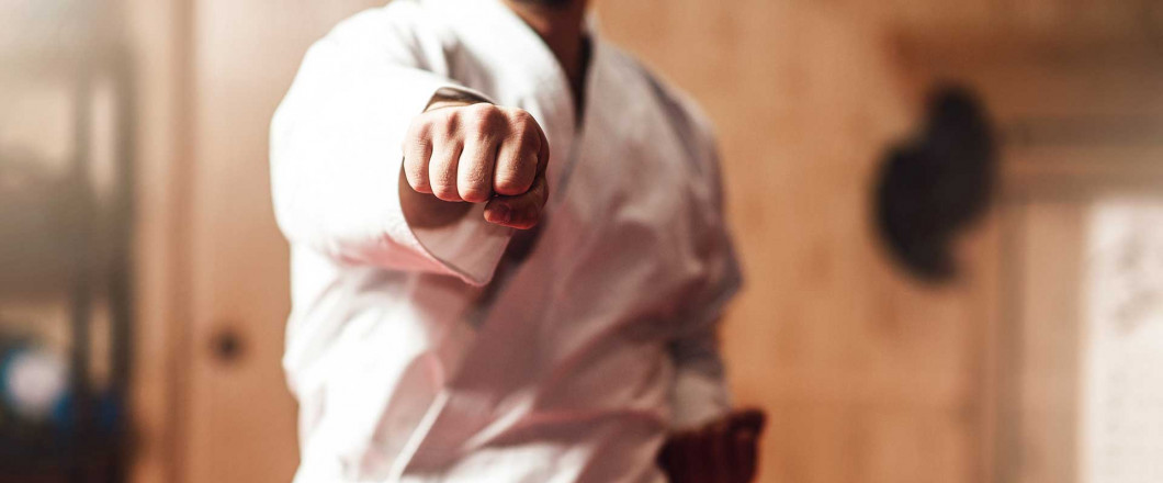 Learn the Sacred Art of Self-Defense